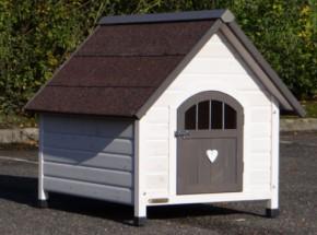 Budy dla psów Private 3 dla wewnątrz i zewnątrz
