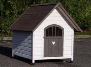 Budy dla psów Private 4, na przykład do Border Collie
