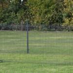 Wybieg dla kur Rectangle Antraciet 5x2,5 m