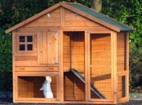 Duża klatka dla królików Holiday Medium